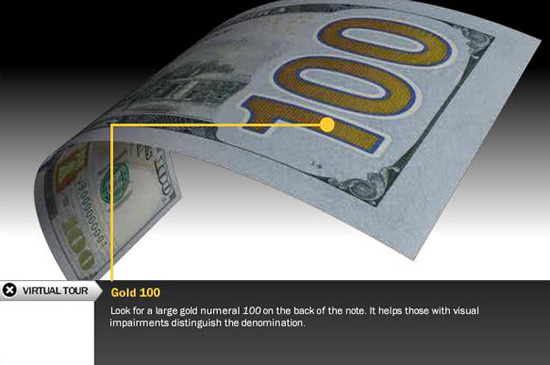 New hundred dollar bill design clout magazine 4456 commentsthursday april 22 2010 by a souza fandeluxe Choice Image