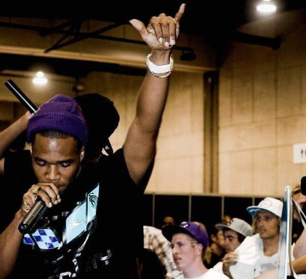 Curren$y cruises the streets and spits 16 hot bars a capella in this slickly shot video.  Check it out.