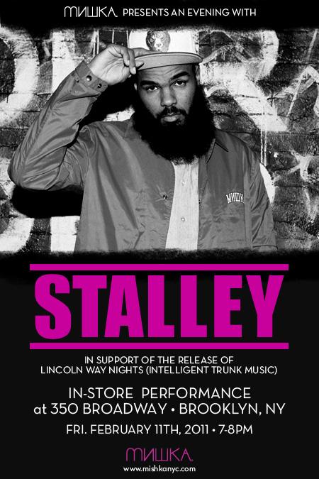 Stalley Lincoln Way Nights Intelligent Trunk Music