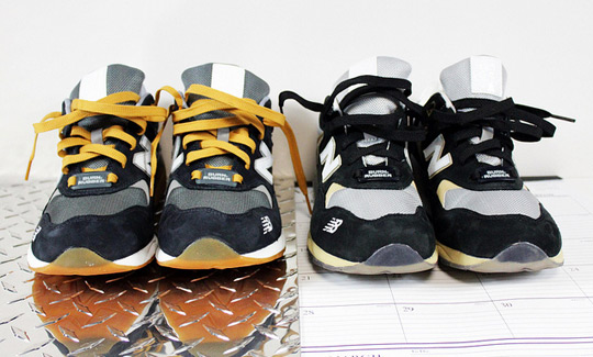burn rubber new balance 580 workforce pack 4 BURN RUBBER x NEW BALANCE 580 WORKFORCE PACK