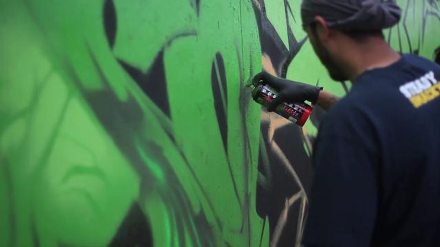 HASL'R ZODAK & BRISK – GRAFFITI VIDEO