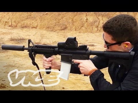 3D PRINTED GUNS