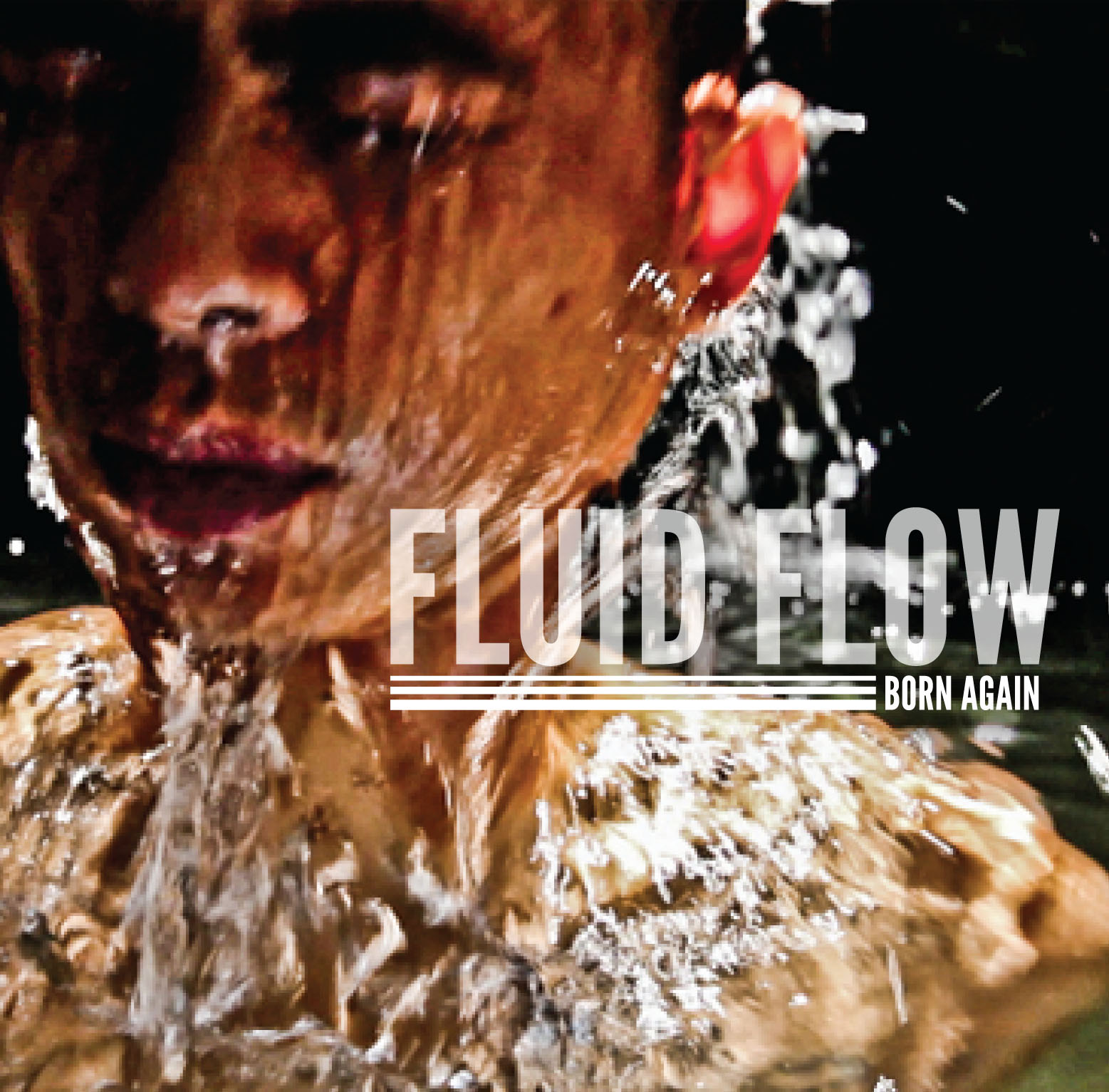 Fluid Flow - Born Again Cover