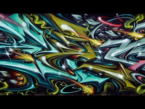 BEST GRAFFITI IN THE WORLD BY EIDO1 (VIDEO SLIDE SHOW)