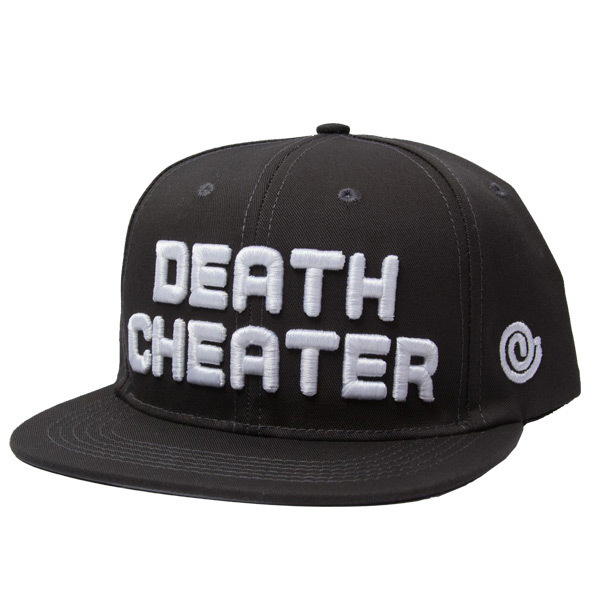 Snapback-death_cheater_benny_diar_gray