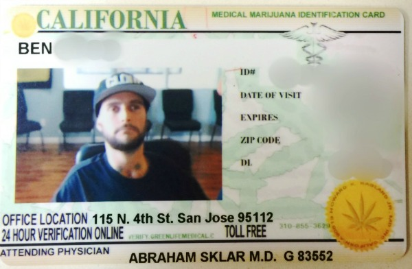 , _a a cannabis card 2016 edit