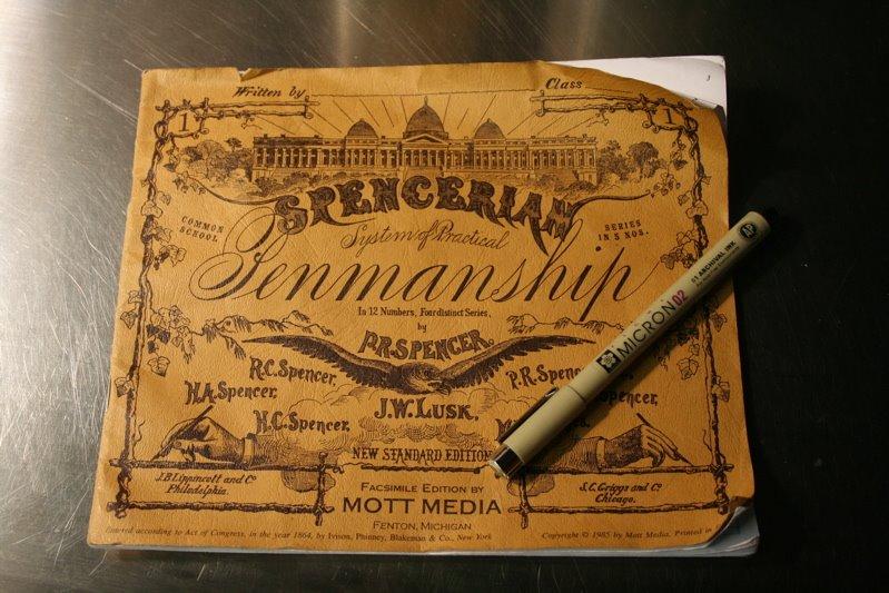 Spencerian penmanship clout magazine spencerian penmanship fandeluxe Image collections